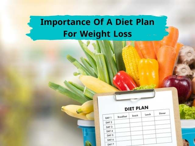 Why is nutrition important for weight loss