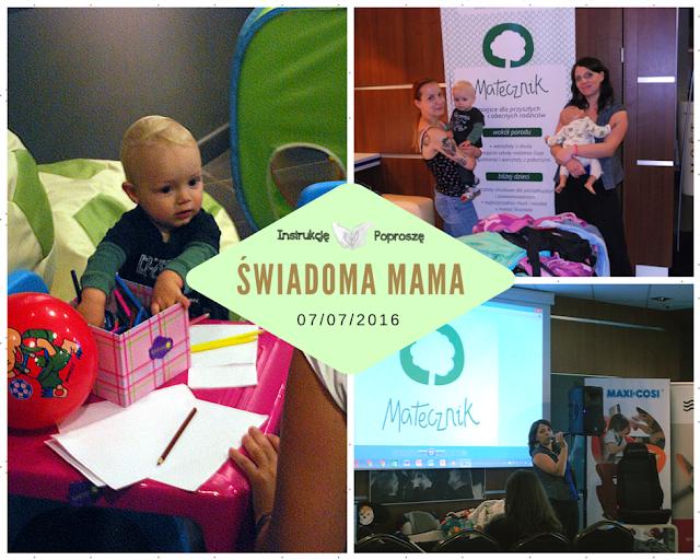konferencja, warsztaty, relacja dla rodziców