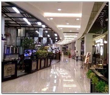 Mall di Serpong Tangerang