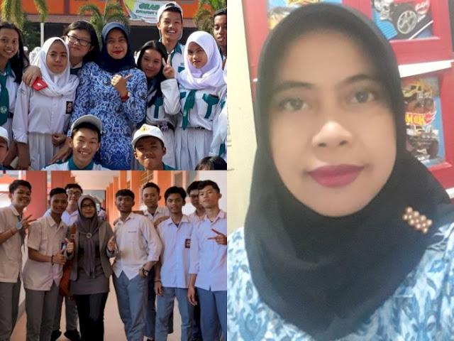 Guru Murah Senyum Sosok Penumpang Nomor 14 Sriwijaya Air SJ-182, Kami Turut Berduka
