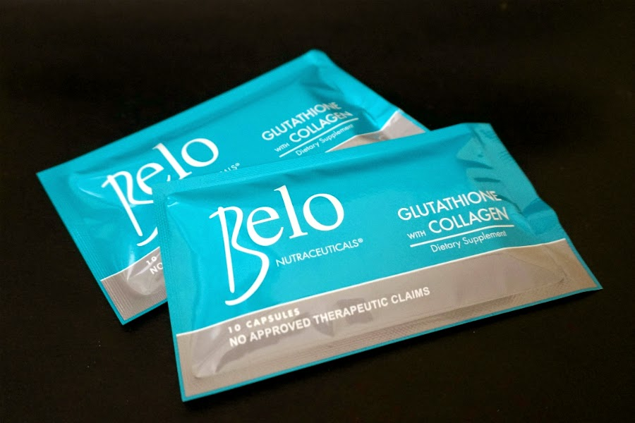Belo Nutraceuticals Glutathione with Collagen