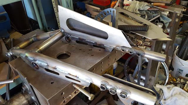 Julian Farnam Dirtbag Rat Yamaha Banshee RZ350 Funny Front End