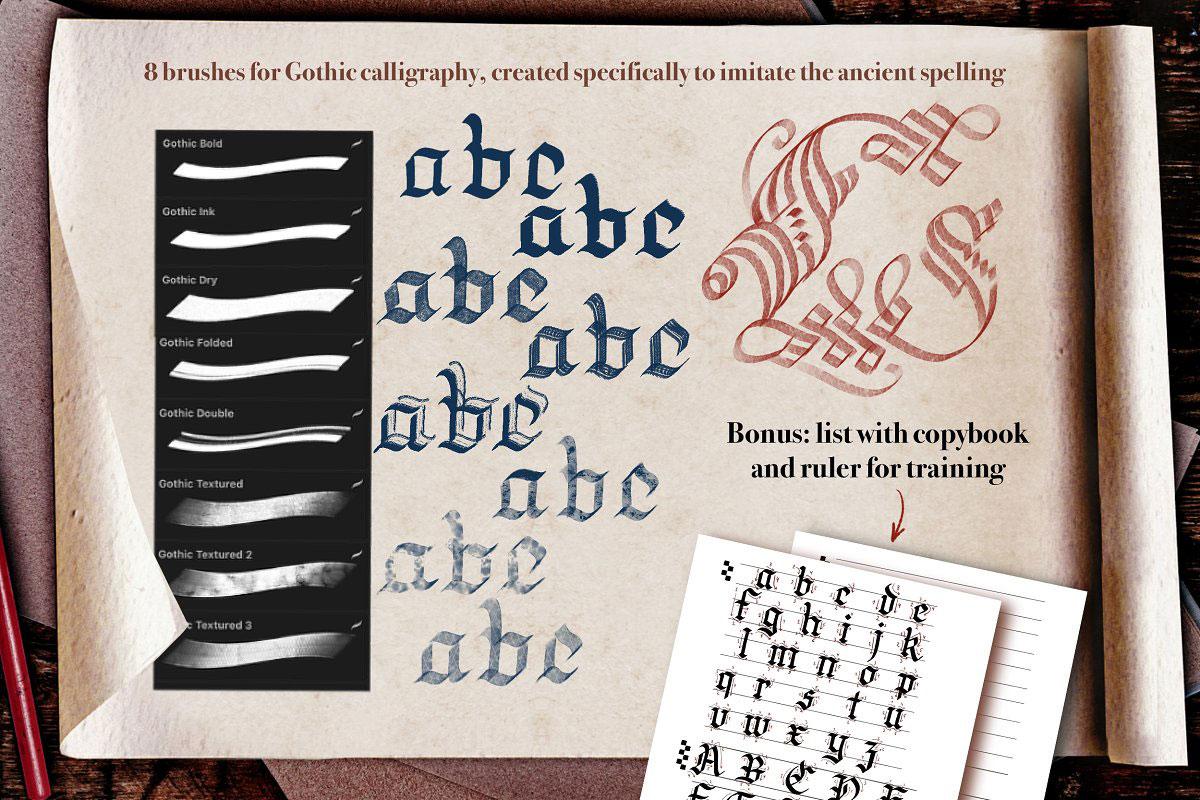 Medieval Manuscript Creator Kit 4674206g