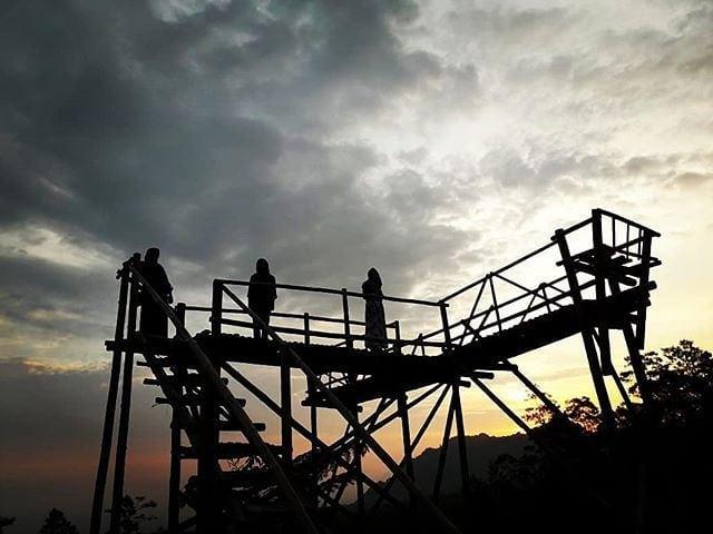 Pesona Bukit Klangon Jogja