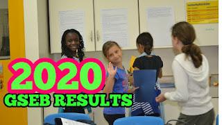 GSEB HSC Result 2020.GSEB 12th Result 2020