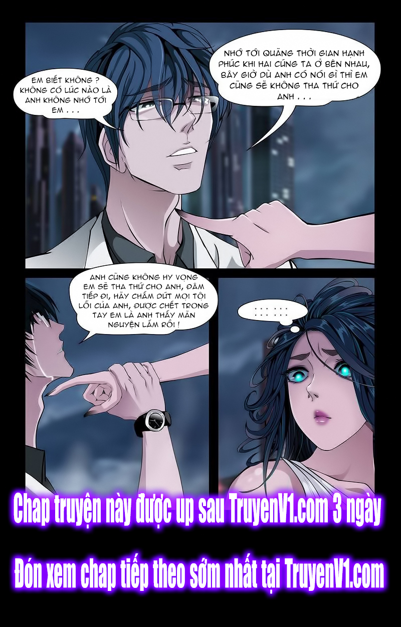 Resentment - Oan Hồn Ma Nữ Chap 106 - Trang 10