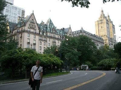 Dakota Building in New York