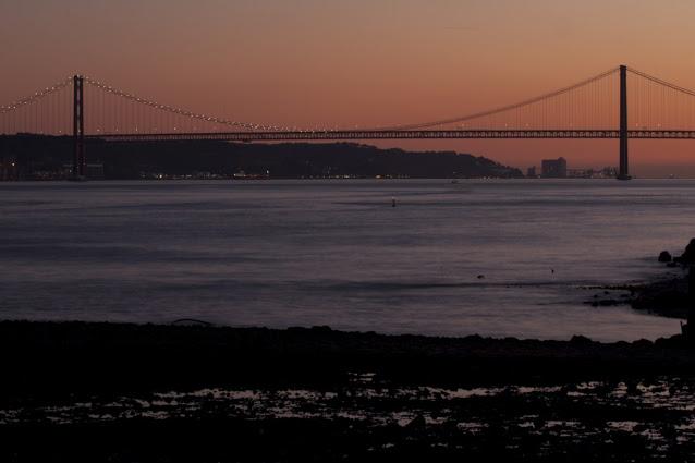 Ponte del 25 Aprile-Ponte 25 de Abril-Lisbona
