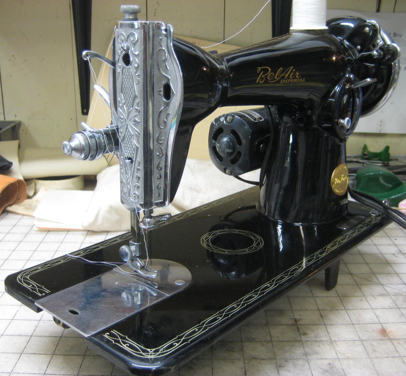 sewing machine repair lansing mi