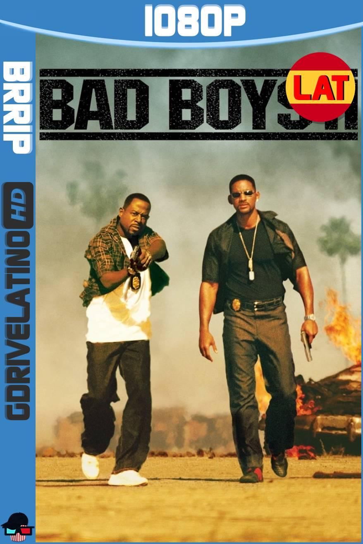 Bad Boys II (2003) BRRip 1080p Latino-Ingles MKV