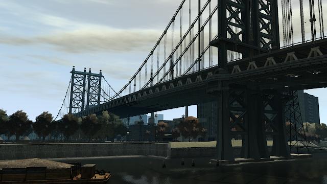manhattan bridge gta iv