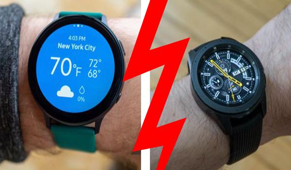 ما هو الفرق بين الساعات الذكية بنظام وير أو أس و نظام تايزن ؟