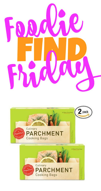 foodie find friday: parchment bags