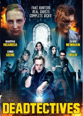 Deadtectives 2019 Hindi Dubbed 720p HDRip 800MB Download