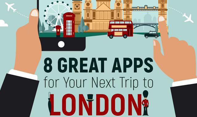 Best London Tour Apps