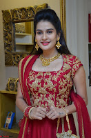 Jenny Honey in Stunning Dark Red Anarkali Dress at Splurge   Divalicious curtain raiser ~ Exclusive Celebrities Galleries 005.JPG