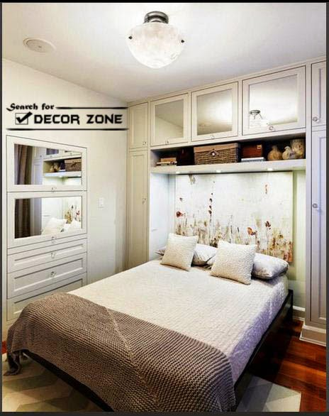 Double Bed Ideas For Small Rooms - Home Design