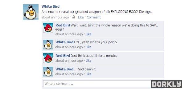 Funny World: Funny Facebook Status