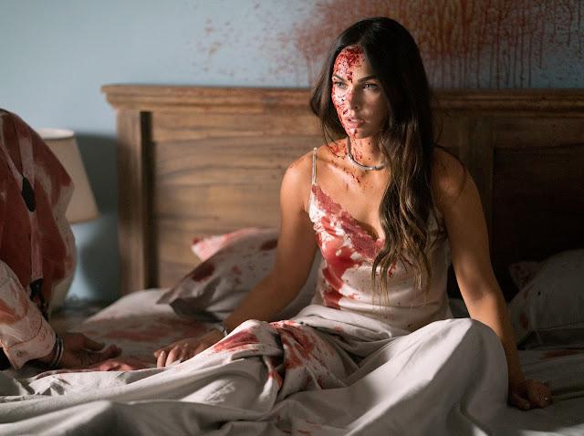 Megan Fox se deja ver en las primeras imágenes de 'Till Death' (2021)