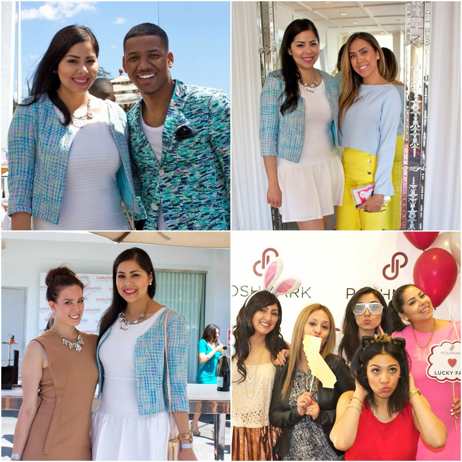 LuckyFabb Blogger Brunch, JavoneArmada, Raven Fashion, Centrestreetstyle