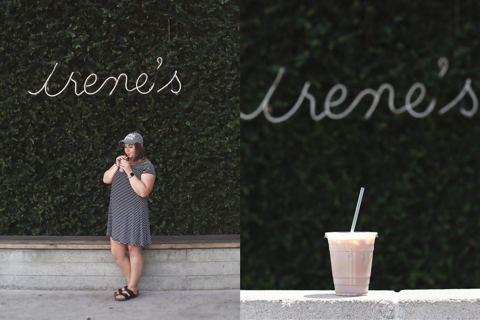 Irene's Austin, Iced Coffee, Cozy Coffee Shop, Coffee Shops Vibe