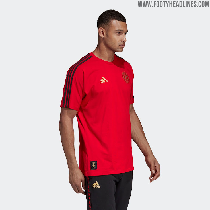 super popular d085b 210f9 Adidas Manchester United Chinese New Year Collection Release