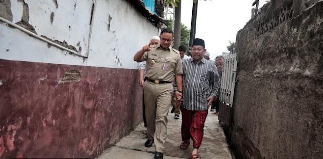 'Gubernur Rakyat' Fakhrurozi Ishaq Wafat, Anies: Masyarakat Betawi Kehilangan Sosok Ulama Yang Dihormati