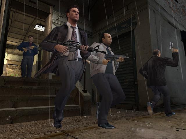 تحميل لعبة Max Payne 2 للكمبيوتر كاملة من ميديا فاير