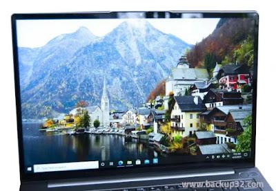 الشاشة Lenovo ThinkBook 13s Gen 2