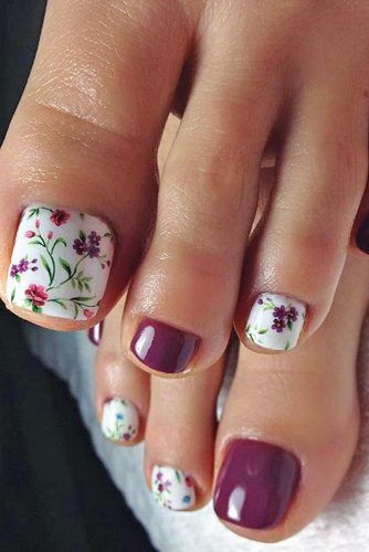 great nail art idea for this summer