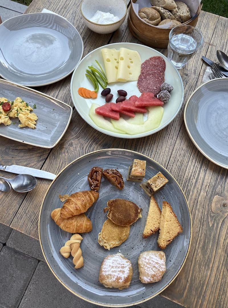 Casa Cook Rhodos 2020 Frühstück