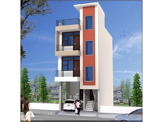 Wanawari Pune Simple House Designs