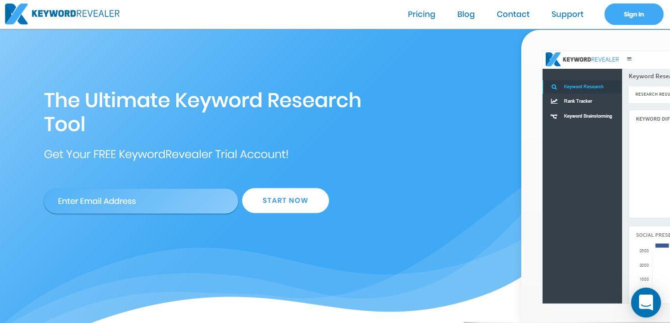 keyword reveler tool