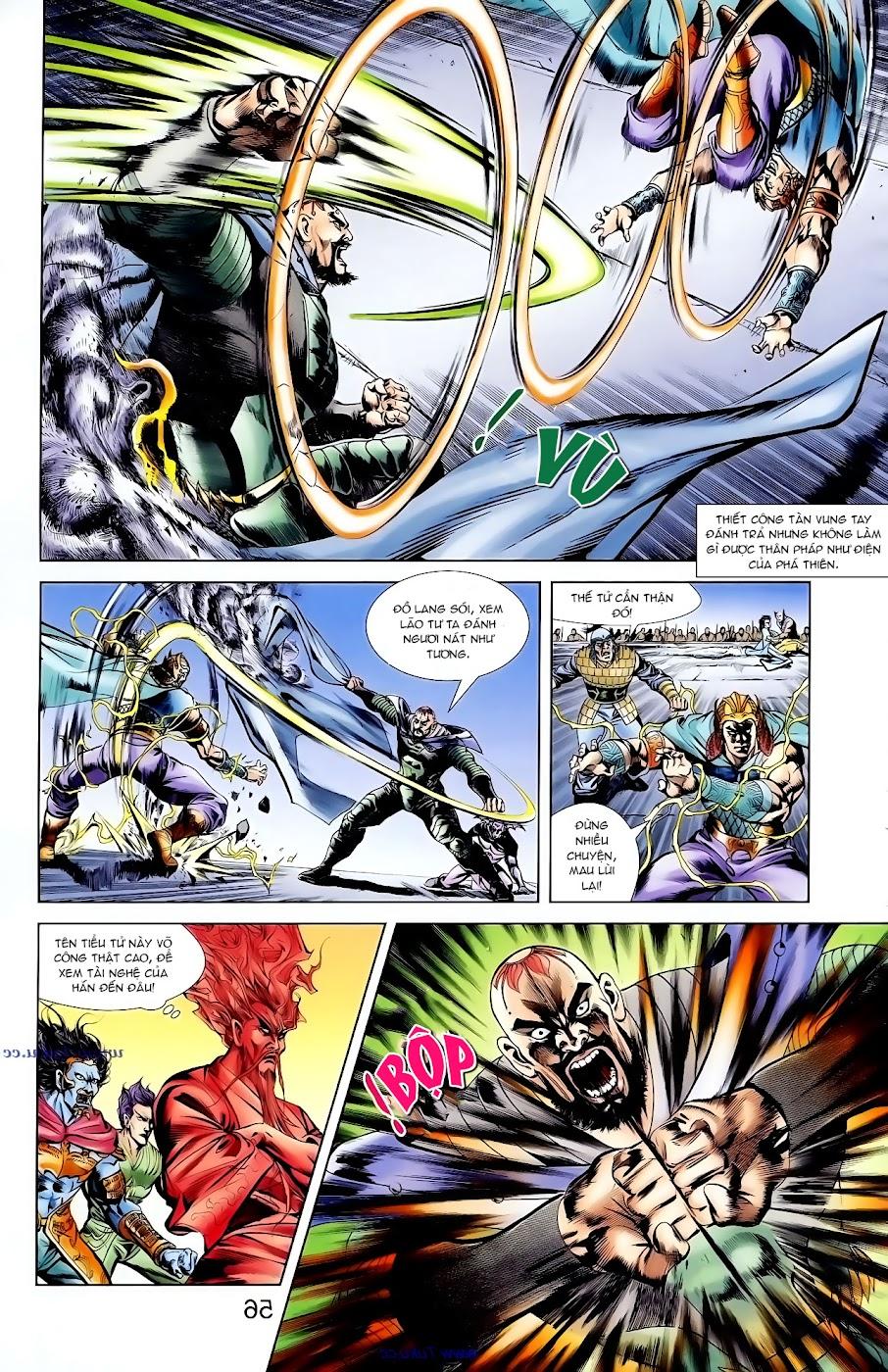 Cơ Phát Khai Chu Bản chapter 97 trang 13