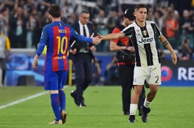 Barcelona Tawarkan 120 Juta Euro Untuk Dybala