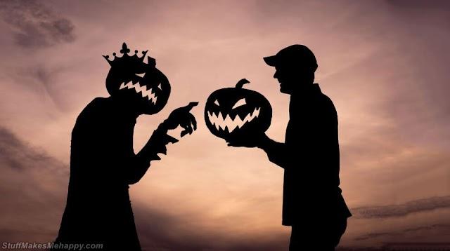 Cardboard Friends: Meet Halloween