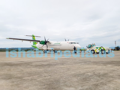 ATR 72-600 Citilink PK-GFR