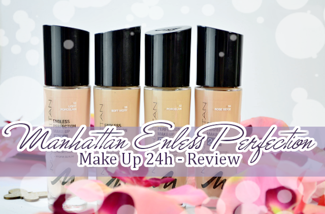 Review Manhattan Endless Perfection Make Up 24h
