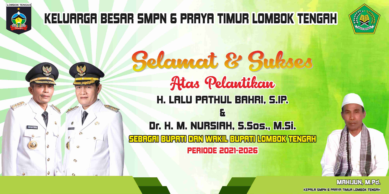 SMPN 6 PRAYA