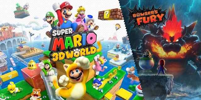 Geçmişten Günümüze Mario: Super Mario 3D World + Bowser's Fury (2013/2021)