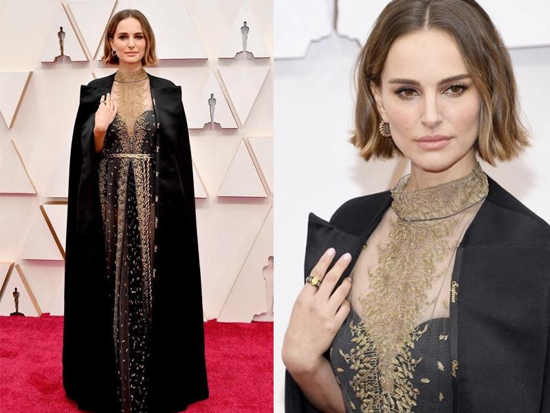 Natalie Portman The Oscars 2020