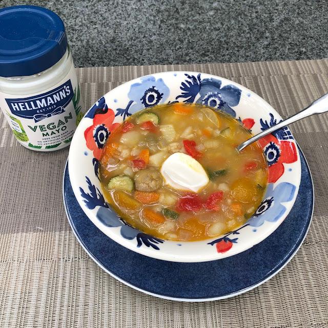 Italian soup recipe