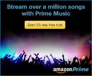 FREE Amazon Prime Music Stream...