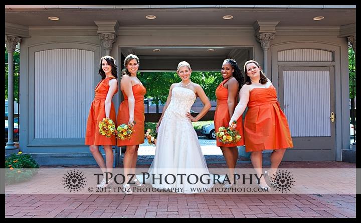 1840's City Lites Wedding • tPoz Photography • www.tpozphoto.com