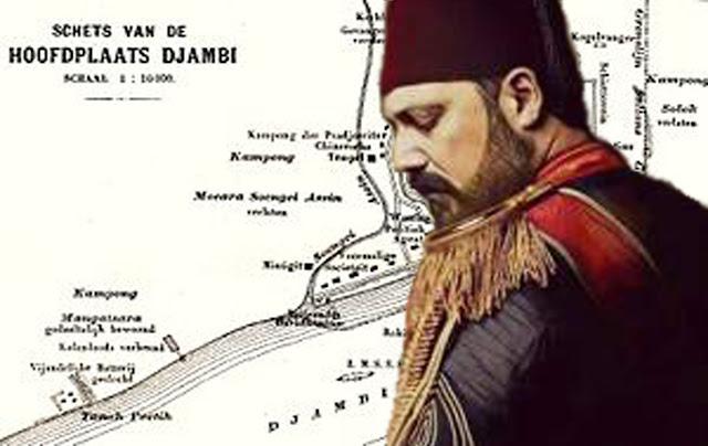 Datuk Paduka Berhala Pangeran Turki Yang Mengislamkan Jambi
