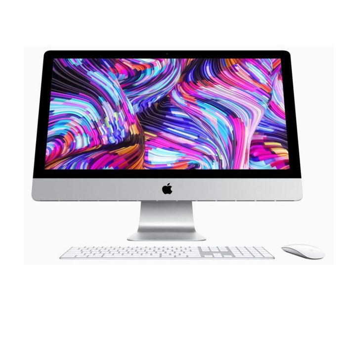 PC AIO Apple iMac [MXWU2ID/A]/Core i5-3.3GHz/8GB/512 SSD/Vga-4GB/27 Inch-5K display/MacOS