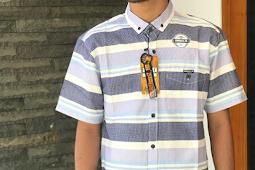 Model Kemeja Pria Lengan Pendek Distro Terbaru 2019