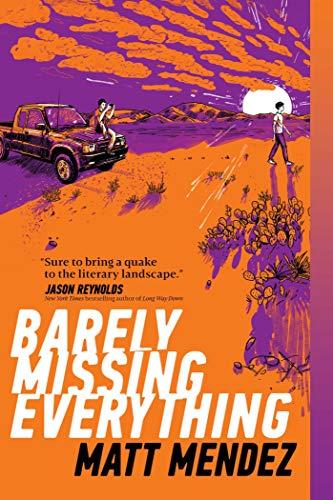 Hora de Ler: Barely Missing Everything - Matt Mendez