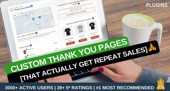WooCommerce Thank You Page v1.15.1