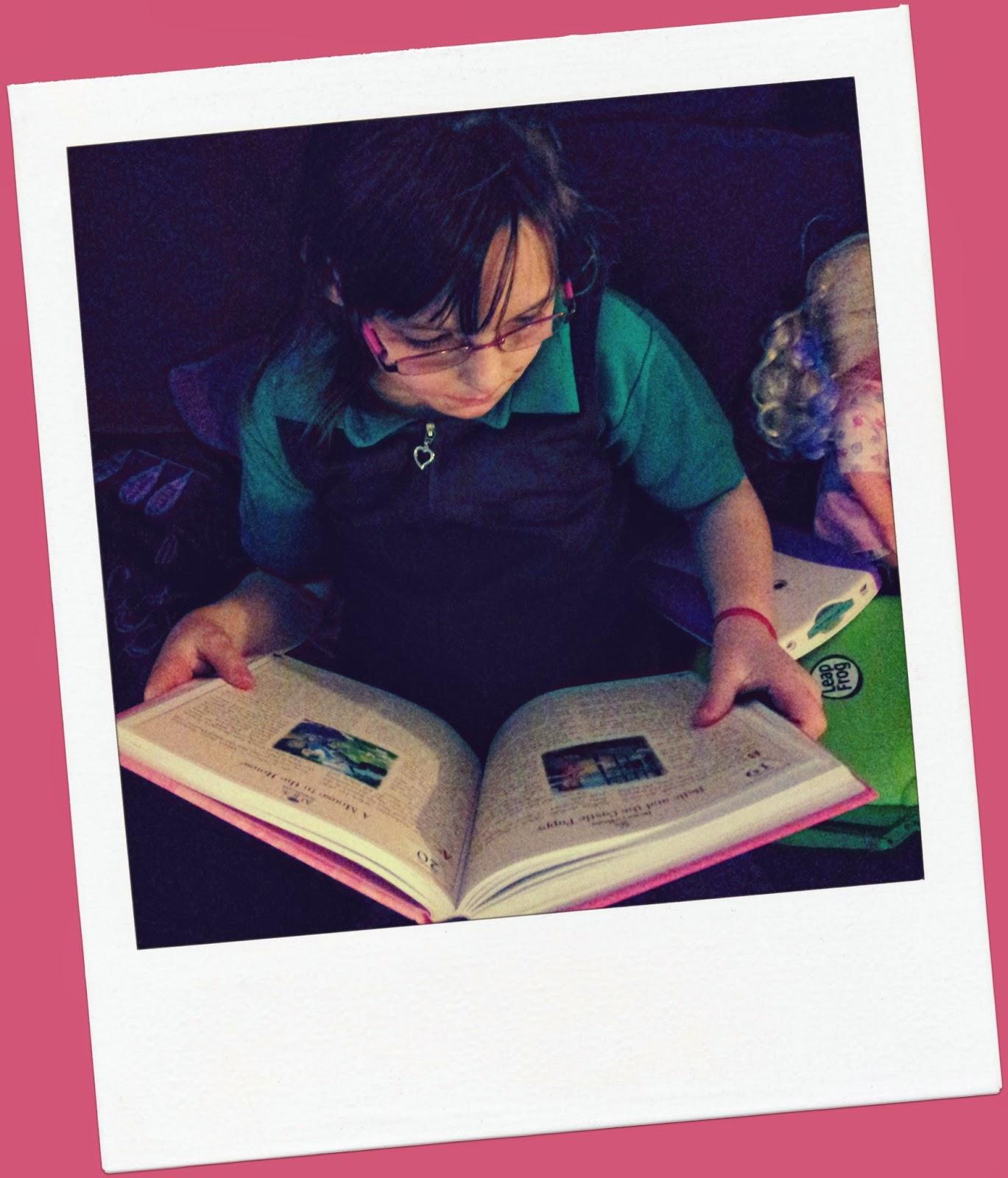 , Reading versus Screentime